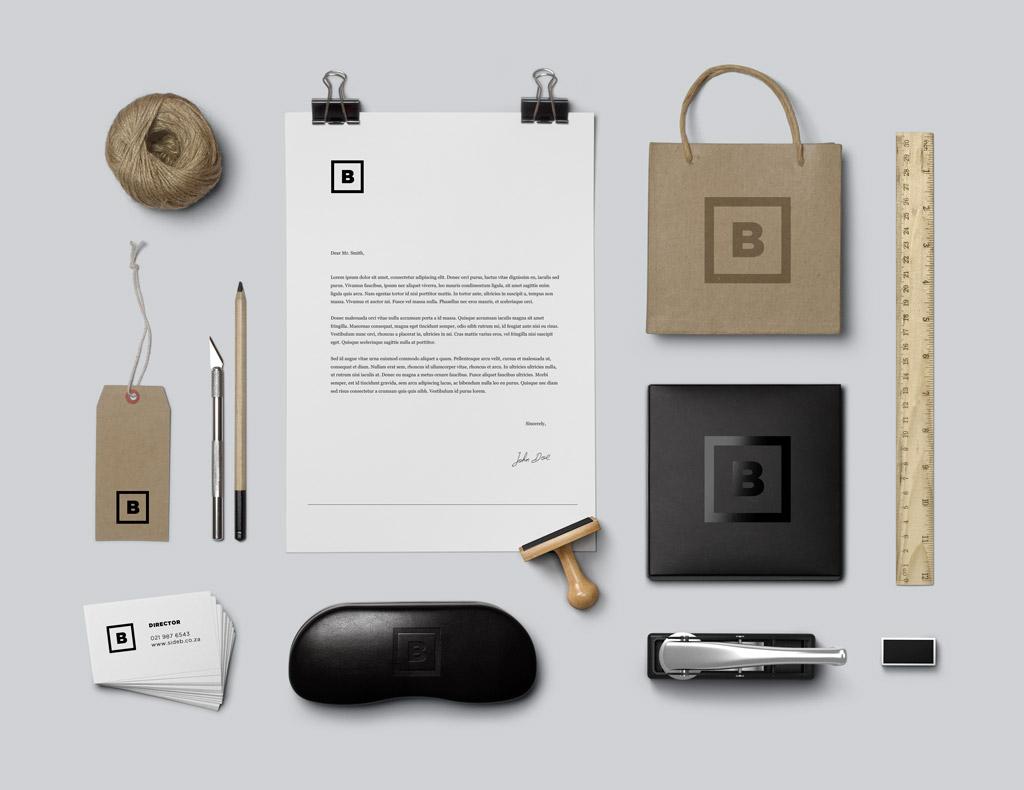 side b branding